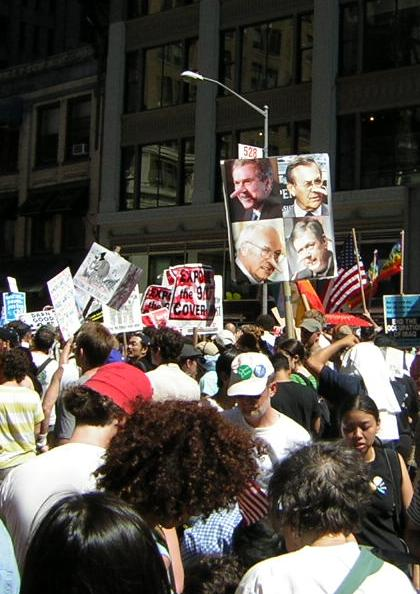 2004 Republican National Convention Protest