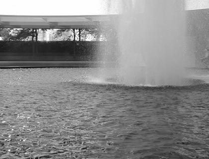 Hirshhorn Museum Fountain