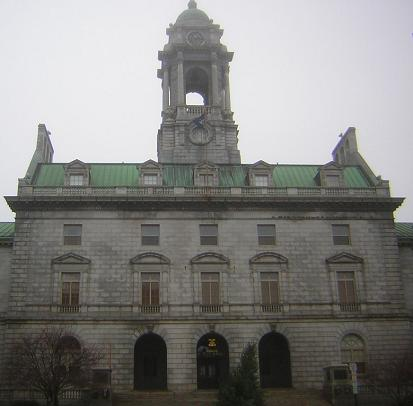 City Hall in Portland, Maine