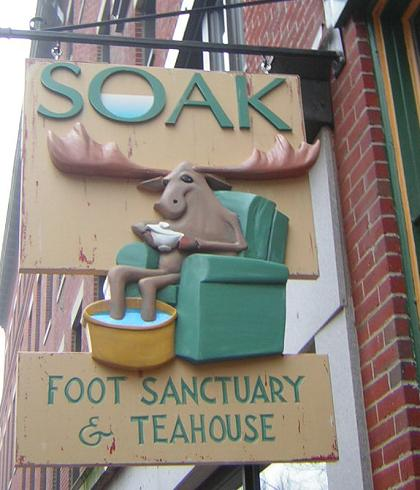 Soak Foot Sanctuary and Tea House